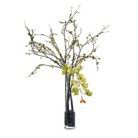 John Richard Fresh Water Look Botanical in Greens JRB-2588W