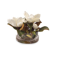 John Richard Fresh Water Look Botanical in Whites JRB-2670W