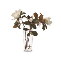 John Richard Fresh Water Look Botanical in Whites  JRB-2671W
