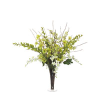 John Richard Fresh Water Look Botanical in Greens JRB-2723W
