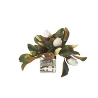 John Richard Fresh Water Look Botanical in Whites JRB-2739W