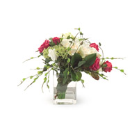 John Richard Fresh Water Look Botanical in Whites JRB-2825W