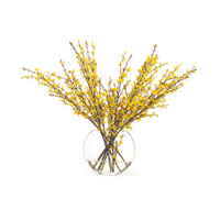 John Richard Fresh Water Look Botanical in Yellows JRB-2873W