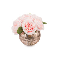 Pale Pink Multi Colored Artificial Plant
