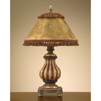 John Richard Portable 1 Light Table Lamp in Hand-Finished JRL-5951