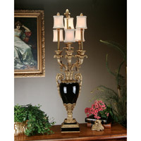 John Richard Portable 1 Light Accent Lamp in French Beige JRL-6461 photo thumbnail