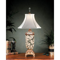 John Richard Portable 1 Light Table Lamp in French Beige JRL-6469