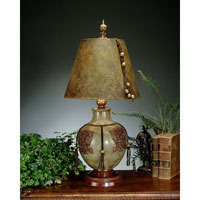 John Richard Portable 1 Light Table Lamp in Hand-Finished JRL-6561
