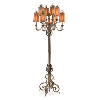 John Richard John Richard Floor Lamp in Metalic Gold  JRL-6773