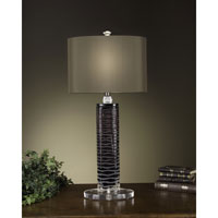 John Richard John Richard Table Lamp in Sepia Brown  JRL-6819