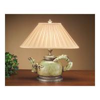 John Richard Portable 1 Light Accent Lamp in Antique Gold JRL-7113