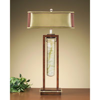John Richard John Richard Table Lamp in Brown  JRL-7233