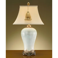 John Richard Portable 1 Light Table Lamp in French Beige JRL-7301