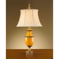 John Richard Portable 1 Light Table Lamp in Beige JRL-7337