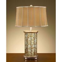 John Richard Portable 1 Light Table Lamp in Hand-Painted JRL-7341 photo thumbnail