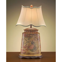 John Richard Portable 1 Light Table Lamp in Hand-Finished JRL-7345