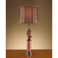 Portable 37 inch 100 watt Hand-Finished Table Lamp Portable Light