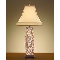John Richard John Richard Table Lamp in French Beige  JRL-7396