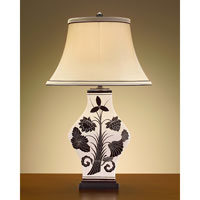John Richard John Richard Table Lamp in Off White  JRL-7397