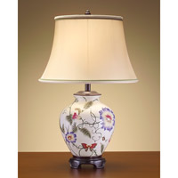 John Richard Portable 1 Light Table Lamp in Hand-Finished JRL-7398