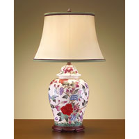 John Richard Portable 1 Light Table Lamp in Hand-Finished JRL-7399