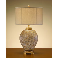 John Richard Portable 1 Light Table Lamp in Hand-Finished JRL-7442