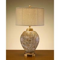 John Richard Portable 1 Light Table Lamp in Hand-Finished JRL-7442 photo thumbnail