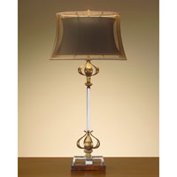 John Richard Portable 1 Light Table Lamp in Beige JRL-7472