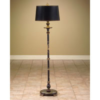 John Richard Portable 1 Light Floor Lamp in Hand-Finished JRL-7494