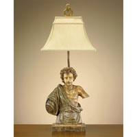 John Richard Portable 1 Light Table Lamp in French Beige JRL-7548