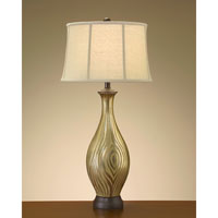 John Richard Portable 1 Light Table Lamp in French Beige JRL-7686