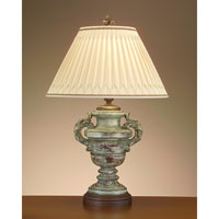 John Richard John Richard Table Lamp in Beige  JRL-7696