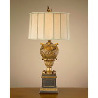 John Richard Portable 1 Light Table Lamp in French Beige JRL-7810