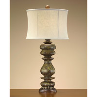 John Richard Portable 1 Light Table Lamp JRL-7838