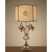John Richard John Richard Table Lamp in French Beige  JRL-7861