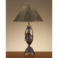 John Richard Portable 1 Light Table Lamp in Hand-Finished JRL-7869