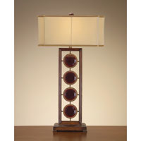 John Richard Crystal 1 Light Table Lamp JRL-7878