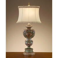 John Richard Portable 1 Light Table Lamp in French Beige JRL-7898