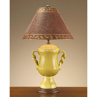 John Richard John Richard Table Lamp in Mustard Glaze  JRL-7908