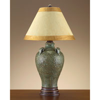 John Richard Portable 1 Light Table Lamp in Hand-Finished JRL-7909