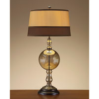 John Richard Portable 1 Light Table Lamp in Beige JRL-7956