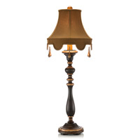 John Richard Portable 1 Light Buffet Lamp in Metalic Gold JRL-8015