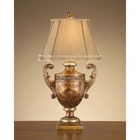 John Richard John Richard Table Lamp in Metalic Gold  JRL-8016