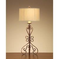 John Richard Portable 1 Light Table Lamp JRL-8024