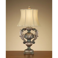 John Richard John Richard Table Lamp in Beige  JRL-8030