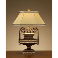 John Richard John Richard Table Lamp in Beige  JRL-8065