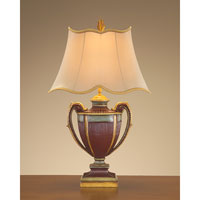 John Richard John Richard Table Lamp in Beige  JRL-8114