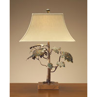 John Richard Portable 1 Light Table Lamp in Brass JRL-8156