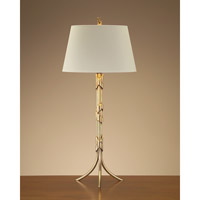 John Richard Portable 1 Light Buffet Lamp in Eggshell JRL-8176