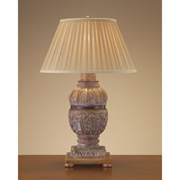 John Richard John Richard Table Lamp in Beige  JRL-8183